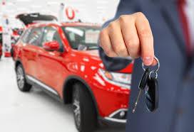 Verkopen van auto's